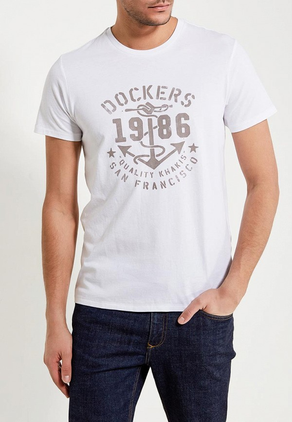 Футболка Dockers Dockers DO927EMAOGX9 футболка dockers dockers do927emqfa34