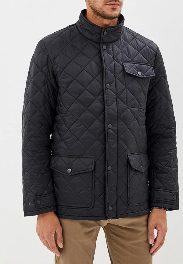 Купить Куртка утепленная Dockers, DO927EMCLNZ6, черный, Осень-зима 2018/2019