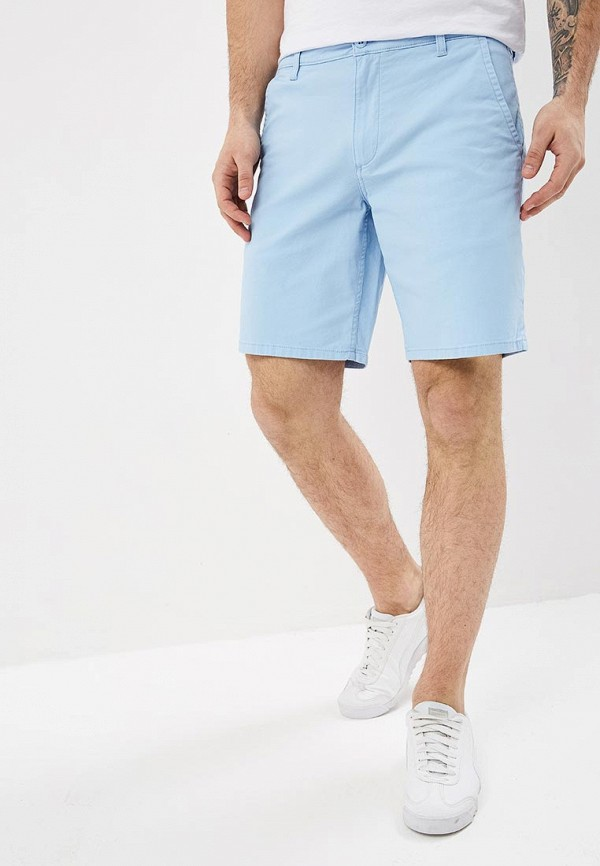 мужские повседневные шорты dockers, голубые