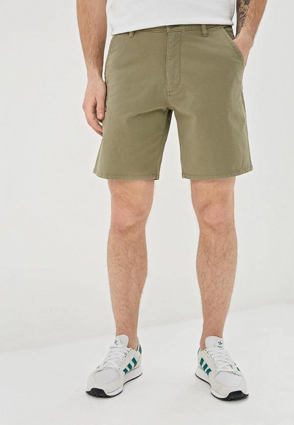 мужские повседневные шорты dockers, хаки