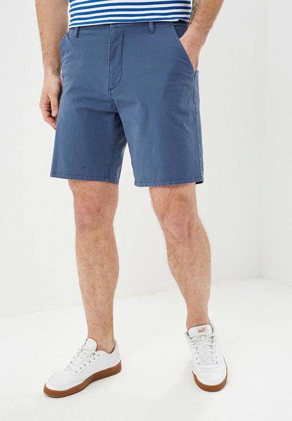 мужские повседневные шорты dockers, синие