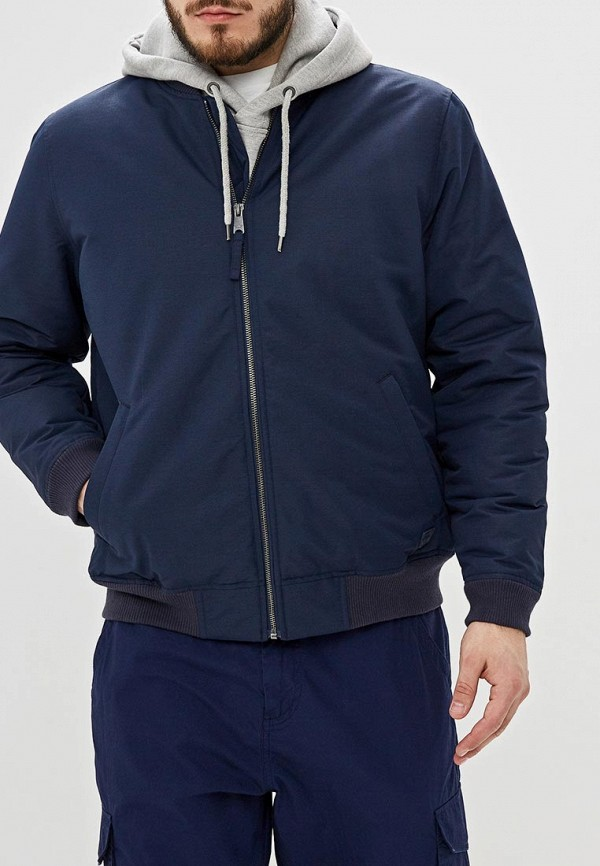 мужская куртка dockers, синяя