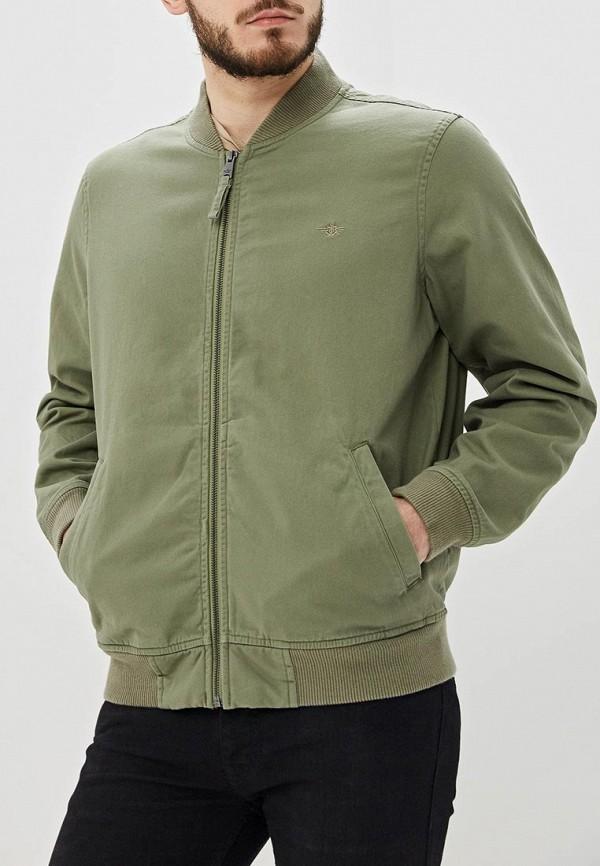 мужская куртка dockers, хаки
