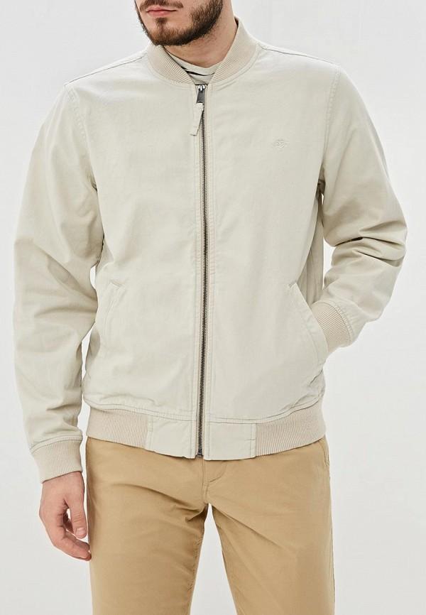 мужская куртка dockers, бежевая