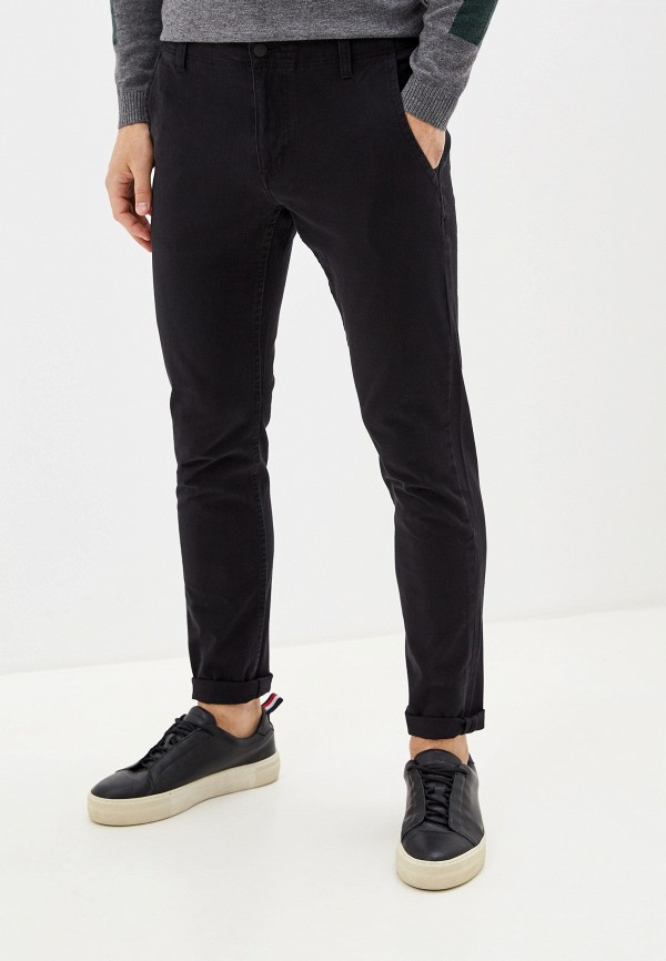 мужские повседневные брюки dockers, черные