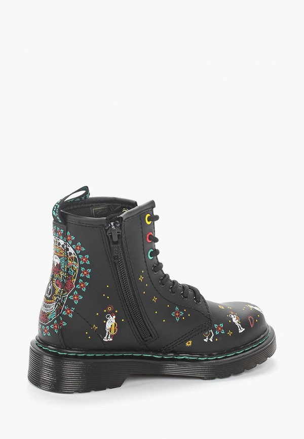 Ботинки для девочки Dr. Martens 25380102 Фото 3