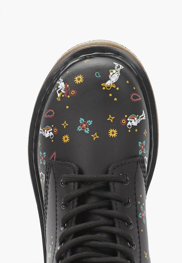 Ботинки для девочки Dr. Martens 25380102 Фото 4
