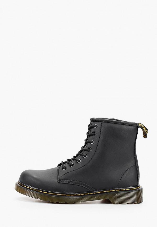 ботинки dr. martens малыши, черные