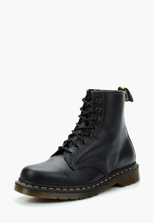 Купить Ботинки Dr. Martens, 8 Eye Boot, dr004amaswk2, черный, Осень-зима 2018/2019