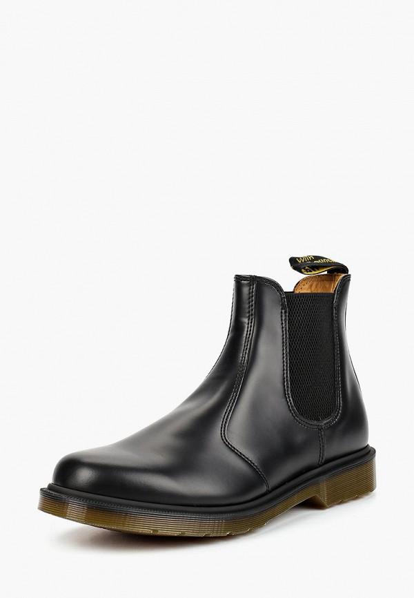 мужские ботинки dr. martens, черные