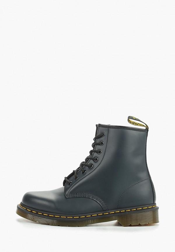 мужские ботинки dr. martens, синие
