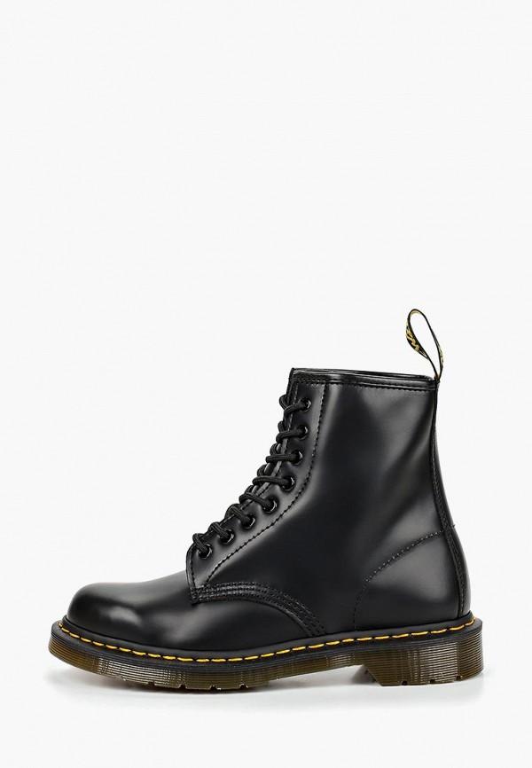 Купить Ботинки Dr. Martens, 8 Eye Boot, dr004auaswk2, черный, Весна-лето 2019
