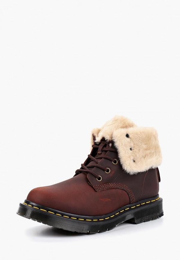 Купить Ботинки Dr. Martens, WinterGrip 1460 Kolbert, dr004awcmth2, бордовый, Осень-зима 2018/2019