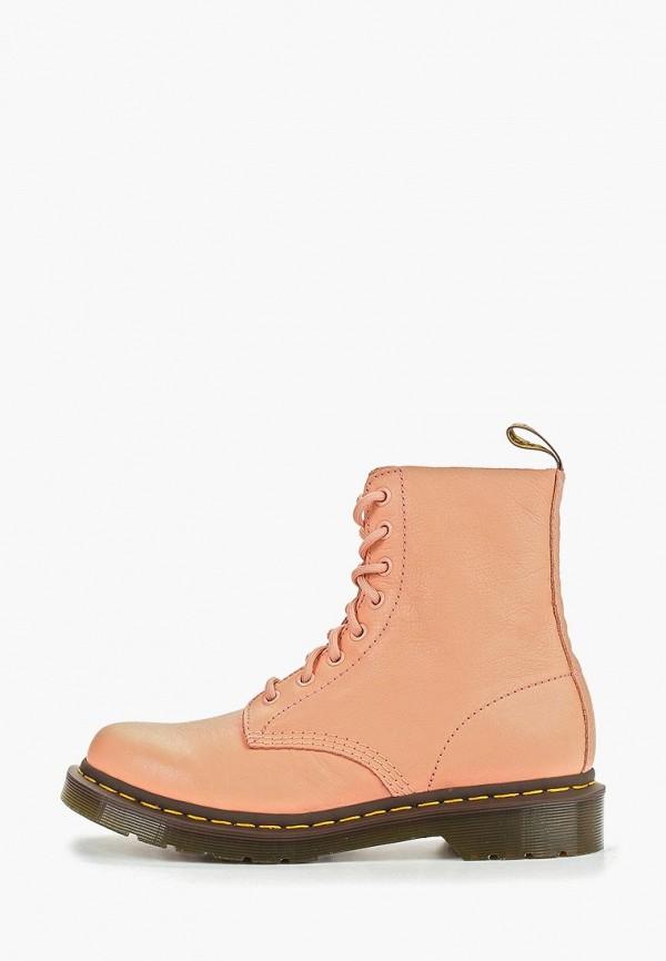 Купить Ботинки Dr. Martens, 1460 Pascal, dr004aweivn0, розовый, Весна-лето 2019