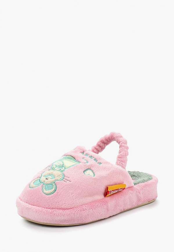 Тапочки для девочки Dream Feet HC-DF-018
