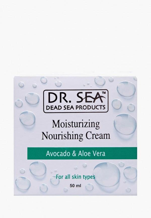 Крем для лица Dr. Sea Dr. Sea DR017LWBIWF0 крем dr sea multivitamin nourishing hands