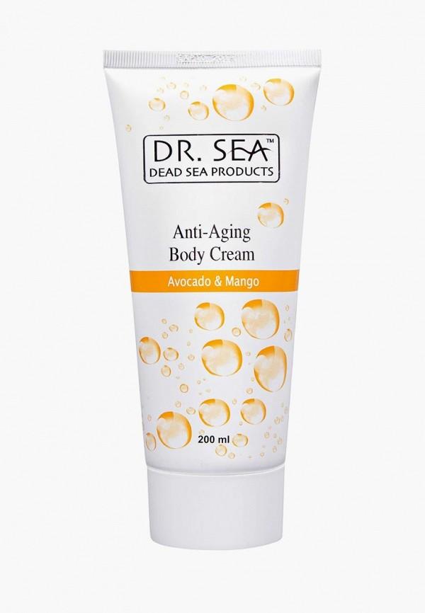 Крем для тела Dr. Sea Dr. Sea DR017LWBIWH4 кремы dr sea увлажняющий крем с маслами моркови и экстрактом апельсина