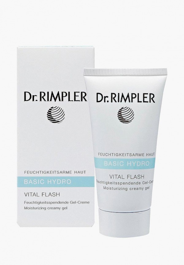 увлажняющий крем для лица dr. rimpler