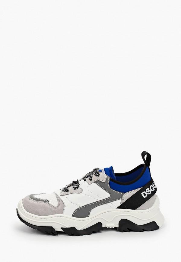 кроссовки dsquared2 для мальчика, белые