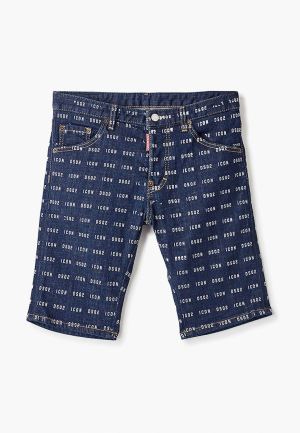 шорты dsquared2 для мальчика, синие