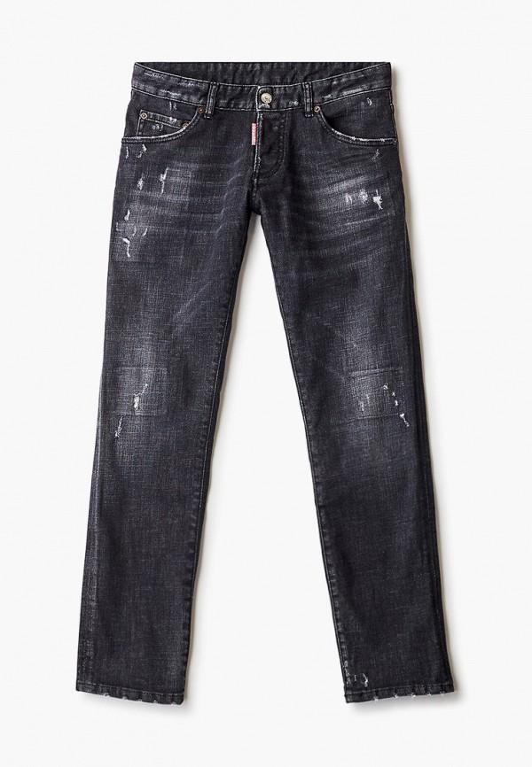 джинсы dsquared2 малыши, серые