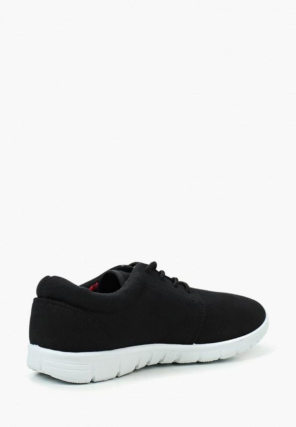 Фото 2 - женские кроссовки D.T. New York черного цвета