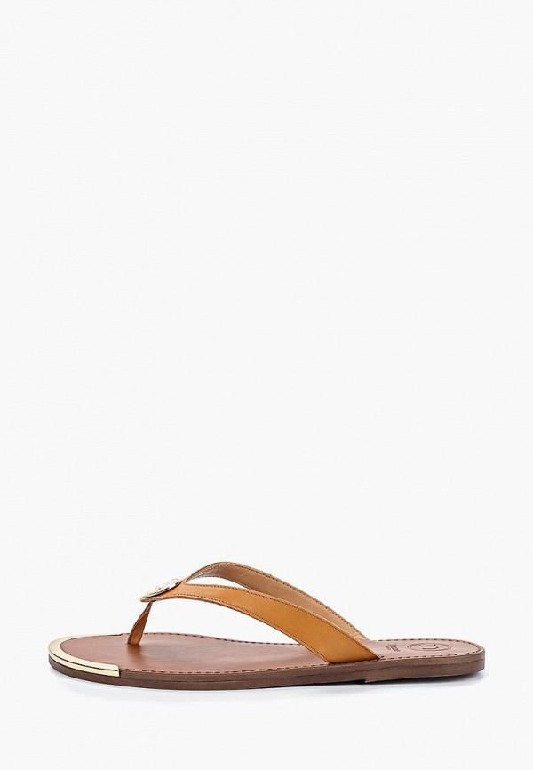 Купить Сандалии Dune, du001awealv3, коричневый, Весна-лето 2019