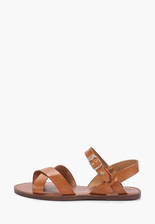 Купить Сандалии Dune, du001awealv6, коричневый, Весна-лето 2019