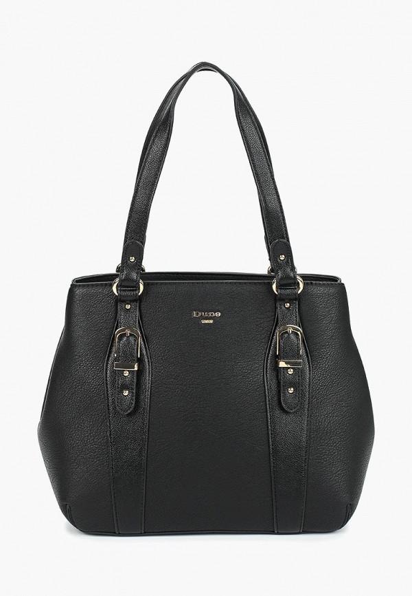 женская сумка dune, черная