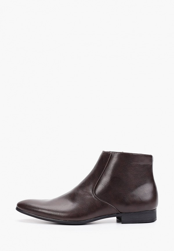 мужские ботинки duca di morrone, коричневые