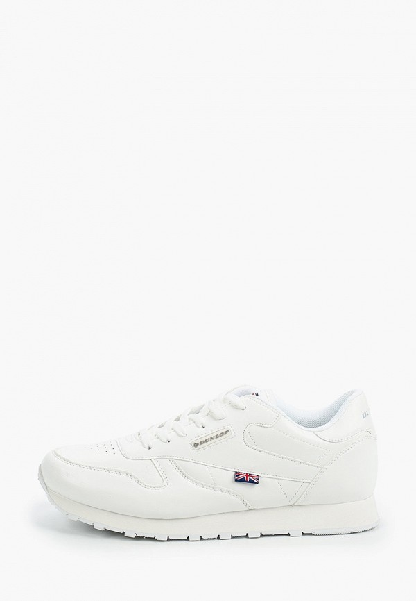 мужские кроссовки dunlop, белые