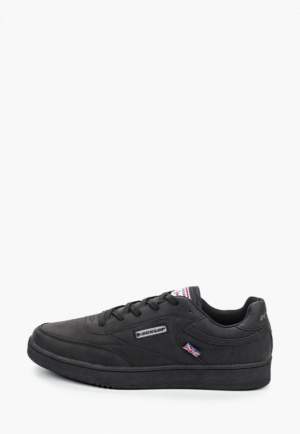 мужские кроссовки dunlop, черные