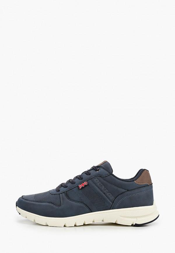 мужские кроссовки dunlop, синие