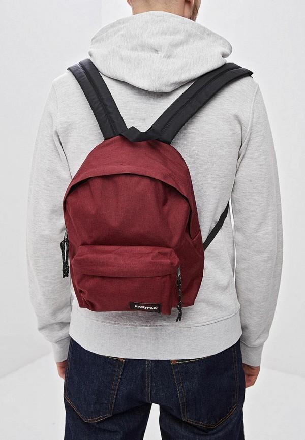Фото 4 - мужской рюкзак Eastpak бордового цвета
