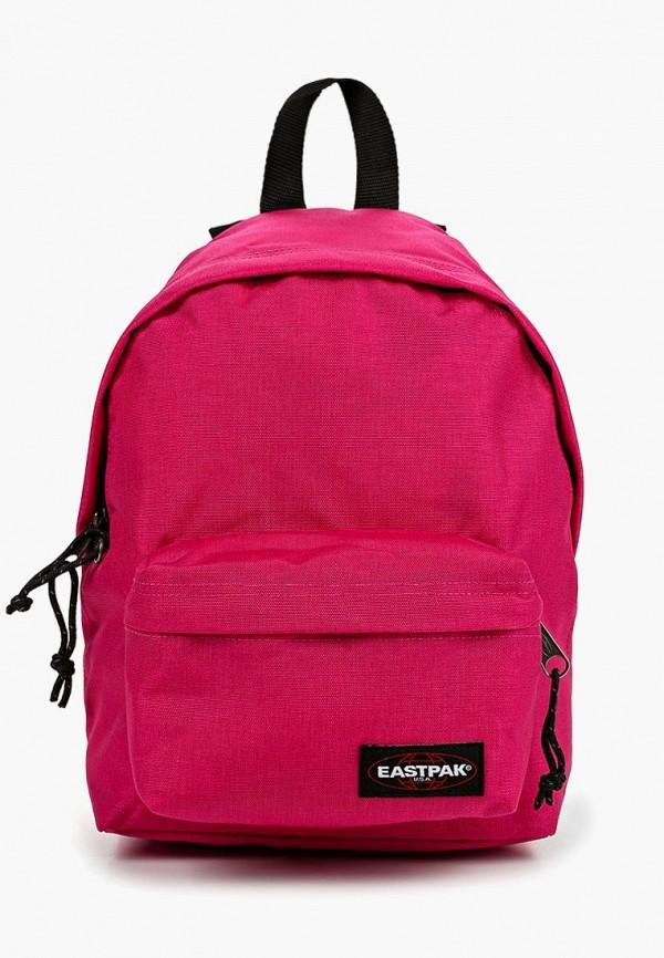рюкзак eastpak для девочки, розовый