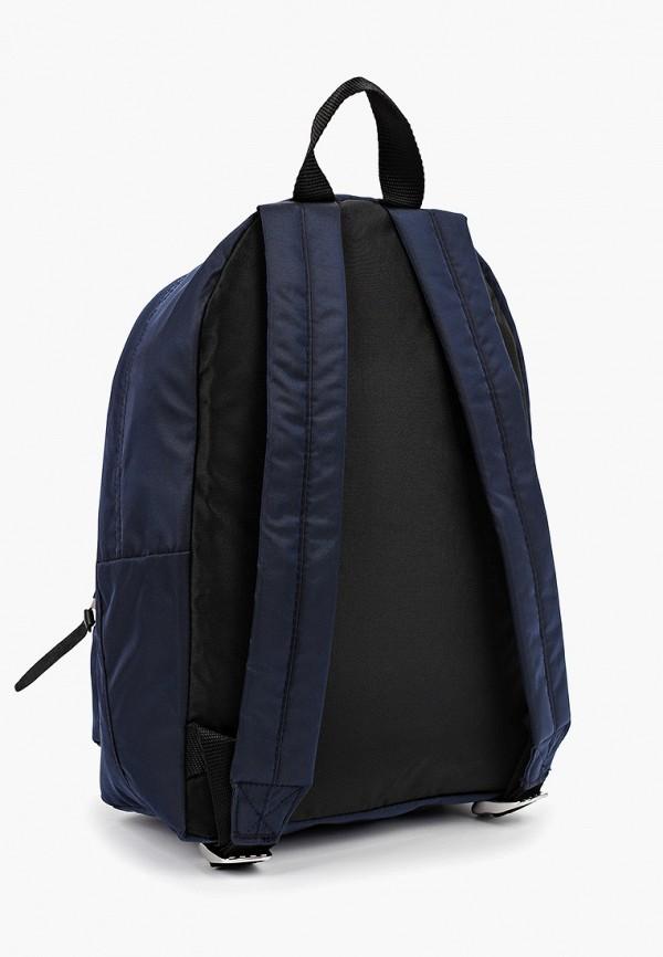 Фото 2 - женский рюкзак Eastpak синего цвета