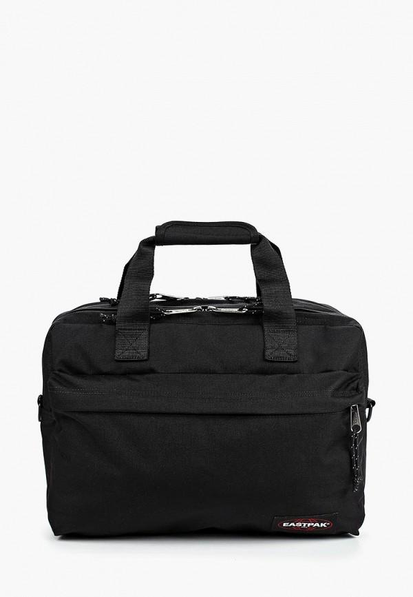 мужская сумка eastpak, черная