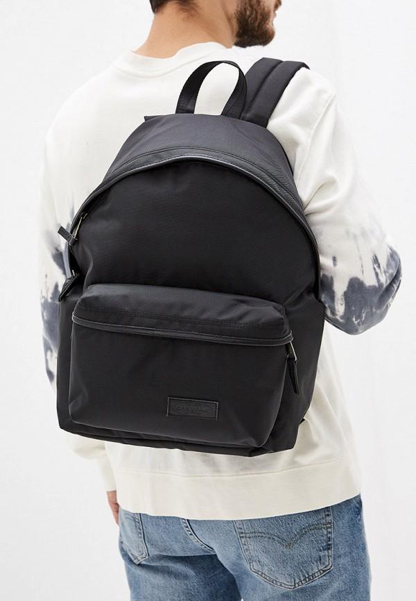 Фото 5 - мужской рюкзак Eastpak черного цвета
