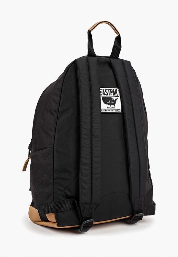 Фото 2 - мужской рюкзак Eastpak черного цвета