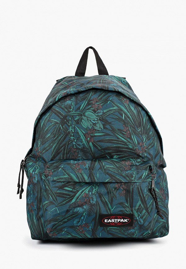 Фото - мужской рюкзак Eastpak зеленого цвета