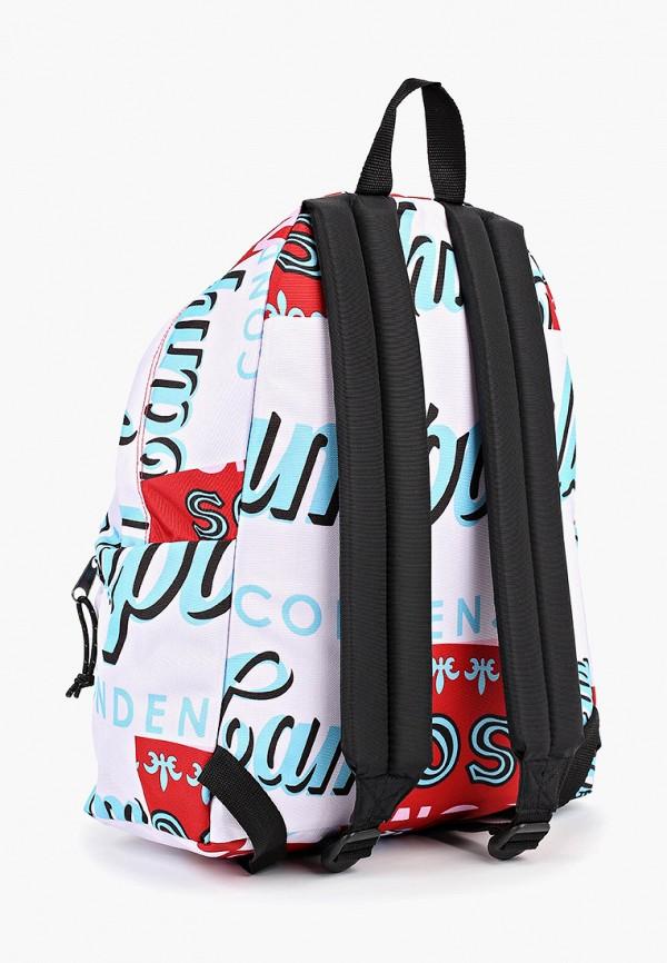 Фото 2 - мужской рюкзак Eastpak розового цвета