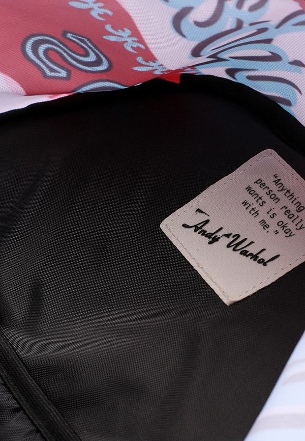 Фото 3 - мужской рюкзак Eastpak розового цвета