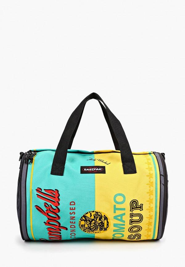 женская сумка eastpak, разноцветная