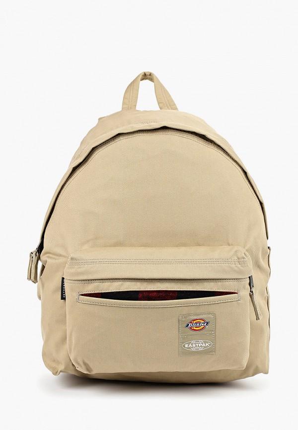 Фото - мужской рюкзак Eastpak бежевого цвета