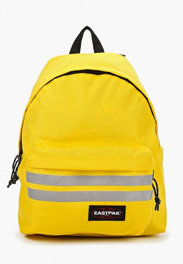 женский рюкзак eastpak, желтый