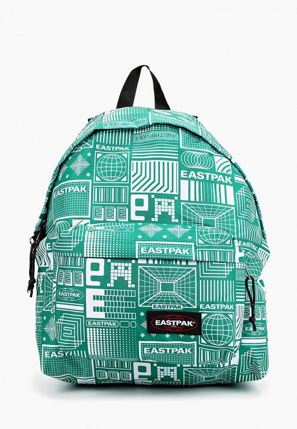 женский рюкзак eastpak, зеленый