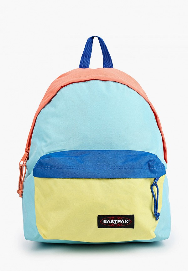 женский рюкзак eastpak, голубой
