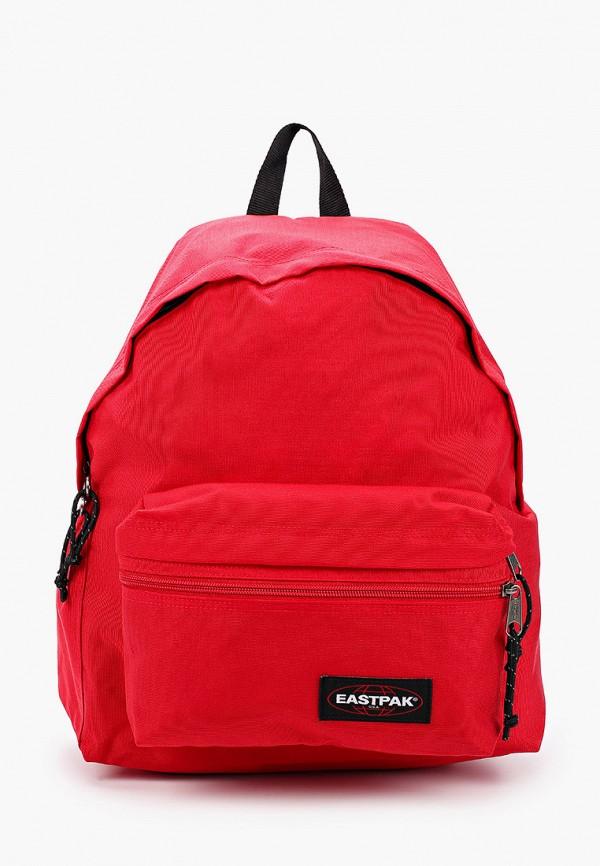 женский рюкзак eastpak, красный