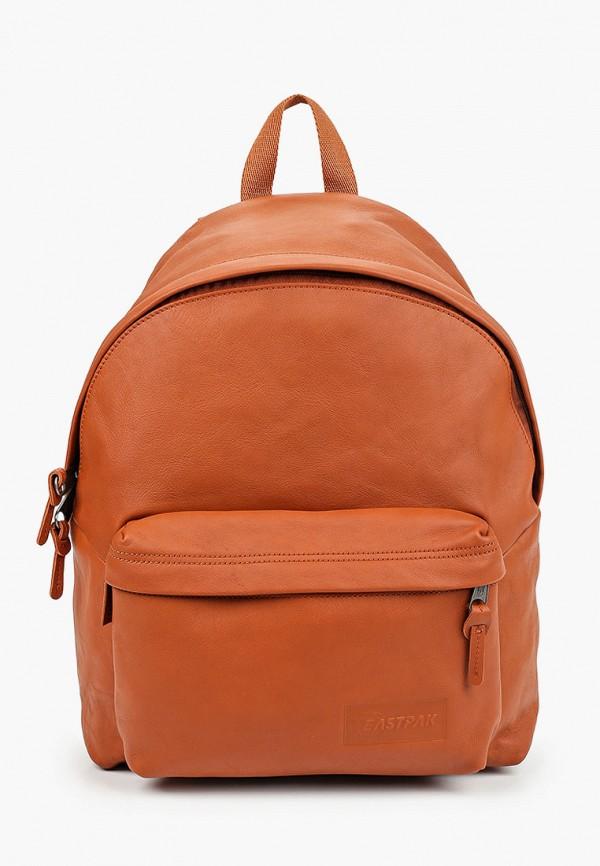женский рюкзак eastpak, коричневый