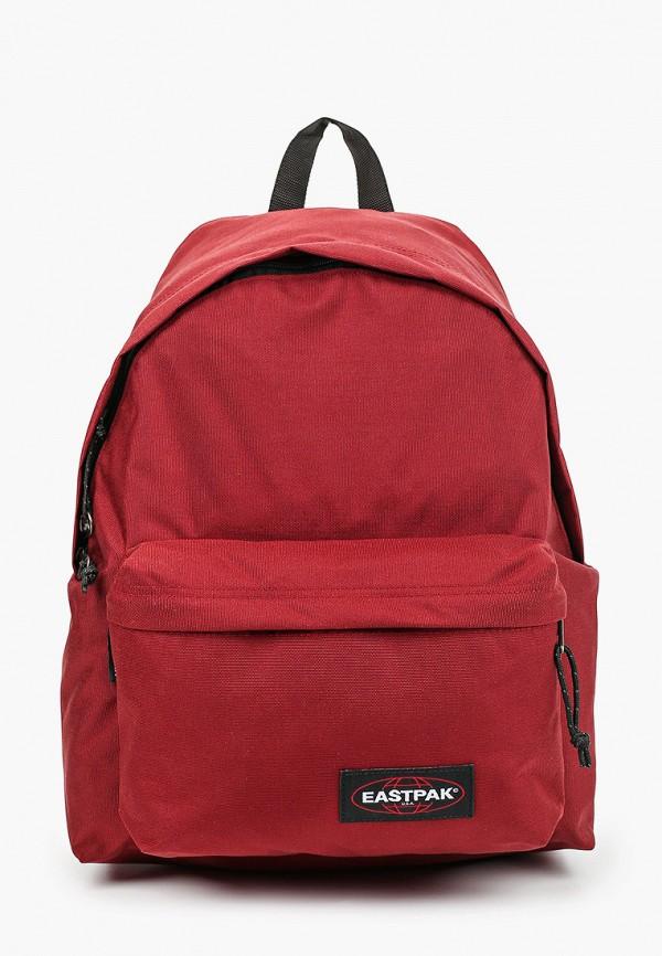 женский рюкзак eastpak, бордовый
